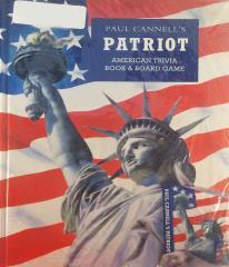 Patriot - American Trivia Book & Board Game