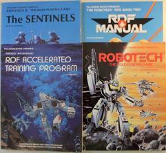 Robotech Starter Collection - 4 Books!