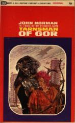 Gor #1 - Tarnsman of Gor