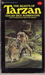 Beasts of Tarzan, The