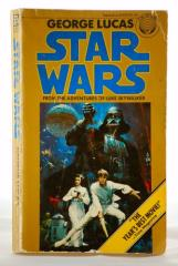Star Wars Episode IV - A New Hope (1976 Printing)