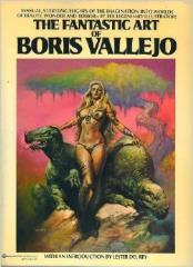Fantastic Art of Boris Vallejo, The