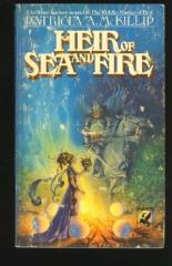 Riddle-Master Trilogy #2 - Heir of Sea and Fire