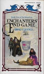 Belgariad, The #5 - Enchanter's End Game