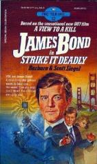 James Bond #12 - Strike It Deadly