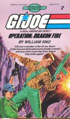 G.I. Joe #2 - Operation Dragon Fire