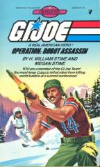 G.I. Joe #4 - Operation Robot Assassin