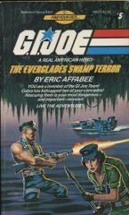 G.I. Joe #5 - The Everglades Swamp Terror