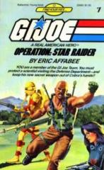 G.I. Joe #1 - Operation Star Raider