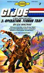 G.I. Joe #3 - Operation Terror Trap
