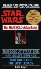 Han Solo Adventures, The (1992 Printing)