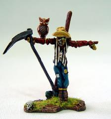 Scarecrow w/Scythe