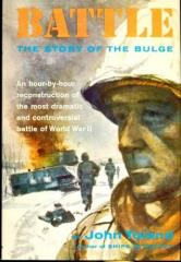 Battle - The Story of the Bulge (Book Club Edition)