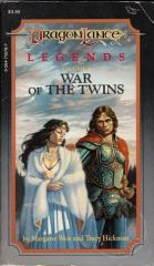 Legends #2 - War of the Twins