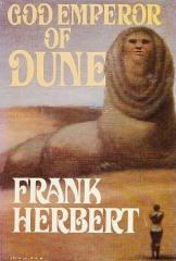 Dune Chronicles #4 - God Emperor of Dune