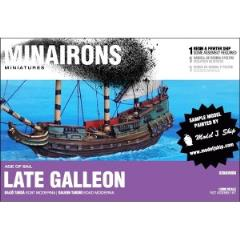 Late Galleon