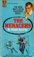 Matt Helm #11 - The Menacers