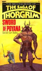 Saga of Thorgrim #2 - Sword of Poyana