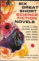 Six Great Short Science Fiction Novels