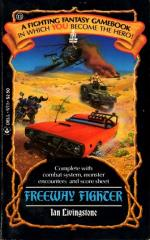 Freeway Fighter (1986 Printing)