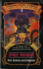 Space Assassin (1985 printing)