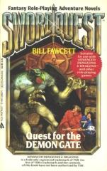 SwordQuest #3 - Quest for the Demon Gate