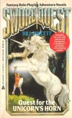 SwordQuest #1 - Quest for the Unicorn's Horn