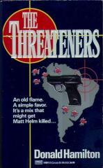 Matt Helm #26 - The Threateners