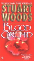 Holly Barker #3 - Blood Orchid