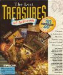 Lost Treasures of Infocom I, The