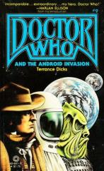 Doctor Who and the Android Invasion (1980 Printing)