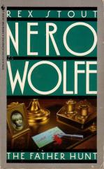 Nero Wolfe #43 - The Father Hunter