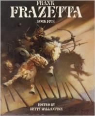 Fantastic Art of Frank Frazetta #5