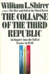 Collapse of the Third Republic, The