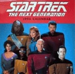 Star Trek - The Next Generation, 1994