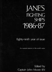 Jane's Fighting Ships - 1986-87 (89th Year of Issue)