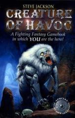 Creature of Havoc (2004 Printing)