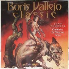 Boris Vallejo - Classic, 1997
