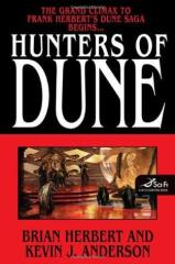 Dune - Hunters of Dune (August 2006 Printing)