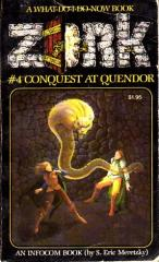 Zork #4 - Conquest at Quendor