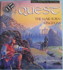 Quest - The War-Torn Kingdom