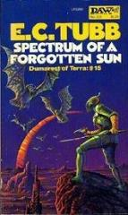 Dumarest of Terra #15 - Spectrum of a Forgotten Sun