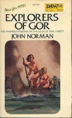 #13 - Explorers of Gor