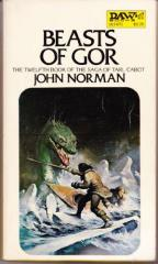 #12 - Beasts of Gor (UE1471)