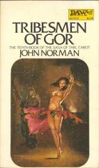 #10 - Tribesmen of Gor (UE1473)