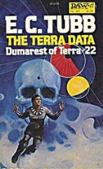 Dumarest of Terra #22 - The Terra Data