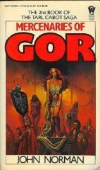 #21 - Mercenaries of Gor