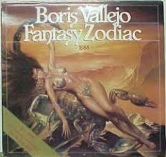 Boris Vallejo's Zodiac Calendar (1988)