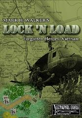 Lock 'n Load - Forgotten Heroes, Vietnam (1st Edition)