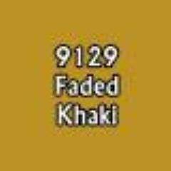 Faded Khaki